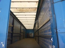 used Krone tautliner semi-trailer