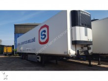 used Burg refrigerated semi-trailer