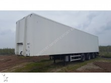 used Floor box semi-trailer