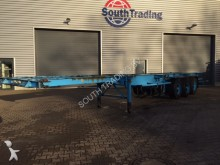 used LAG container semi-trailer