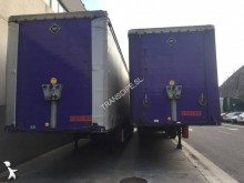 used Samro tarp semi-trailer