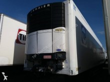 used Lamberet multi temperature refrigerated semi-trailer