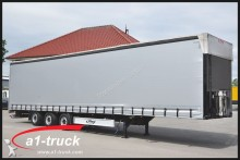 used Fliegl tarp semi-trailer
