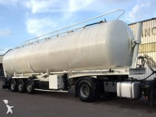 used Benalu powder tanker semi-trailer