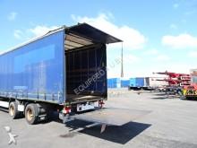 Krone Tridec gestuurd, achtersluitende klep, dubbelluc semi-trailer