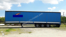 used Desot tautliner semi-trailer