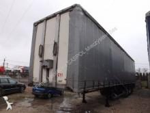 used Benalu box semi-trailer
