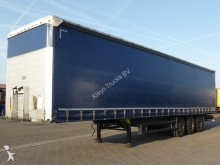 Schmitz Cargobull SCS 3 LIFT AXLE 15T KINGPI semi-trailer