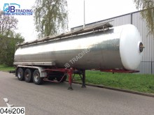 Magyar Food 31000 Liter, 4 Compartments, Isolated, food semi-trailer