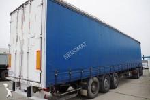 used Trouillet other Tautliner tautliner semi-trailer