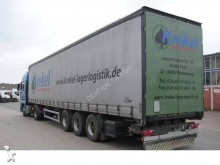 used reel carrier tautliner semi-trailer