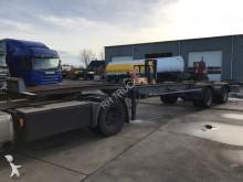 Renders 3X OP VOORAD 40 FEET STEEL SPRING semi-trailer