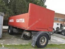 used Lecitrailer heavy equipment transport semi-trailer
