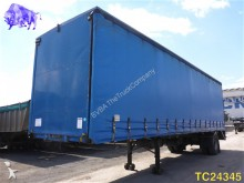 Floor Curtainsides semi-trailer