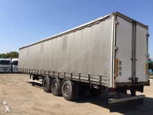 used SRT tautliner semi-trailer