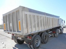 used Kaiser construction dump semi-trailer