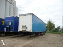 Krone Profi Liner Rideaux coulissants semi-trailer