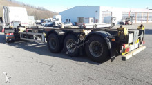 used Trouillet container semi-trailer