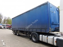used Asca tautliner semi-trailer