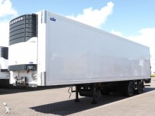 SOR IBERICA 2 AXLE CARRIER MAXIMA semi-trailer
