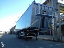 new Mega cereal tipper semi-trailer