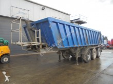 used Kässbohrer tipper semi-trailer