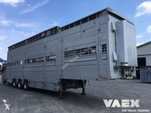 used Pezzaioli livestock semi-trailer