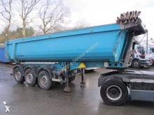used Schmitz Cargobull construction dump semi-trailer