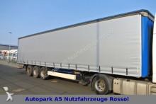 Krone SDP Auflieger Pritsche+Plan Rungen neue Plane XL semi-trailer