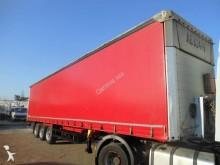 used dropside flatbed tarp semi-trailer