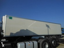 used Krone meat transport refrigerated semi-trailer