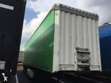 used Krone reel carrier tautliner semi-trailer