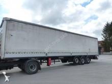 used Fruehauf tautliner semi-trailer