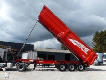 used Schmidt scrap dumper semi-trailer