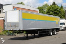 used Ackermann insulated semi-trailer