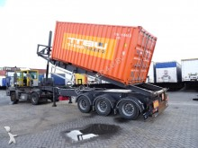 LAG 20FT/30FT Kippchassis, BPW, Liftachse semi-trailer
