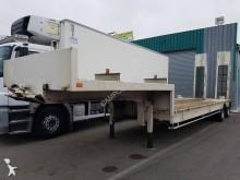 used Trailor heavy equipment transport semi-trailer