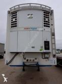 used Lecsor multi temperature refrigerated semi-trailer