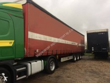 Fliegl SDS350 new brakes / tires semi-trailer