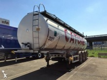 used Menci food tanker semi-trailer