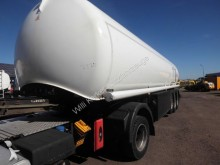 used Schrader tanker semi-trailer