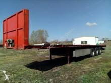 Schwarzmüller SPA 3/E - Plateau - Rungen + Rungentaschen semi-trailer