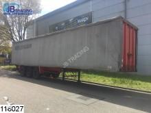used Stas tautliner semi-trailer