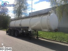 Panissars Chemie 23829 Liter, 3 Compartments semi-trailer