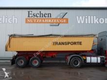 Kögel SKM 18, 21 m³ Alumulde mit Schüttung semi-trailer
