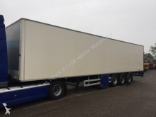Pacton isolated semi-trailer