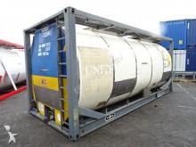 used Van Hool tanker semi-trailer