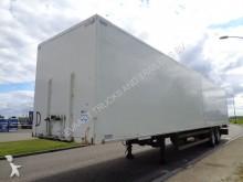 Van Hool 2-Axle Box / SAF / NL Trailer / Backdoors semi-trailer