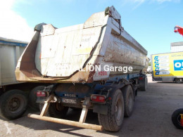 used Kögel construction dump semi-trailer