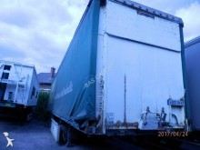 Trouillet 3 ESSIEUX suspension air semi-trailer